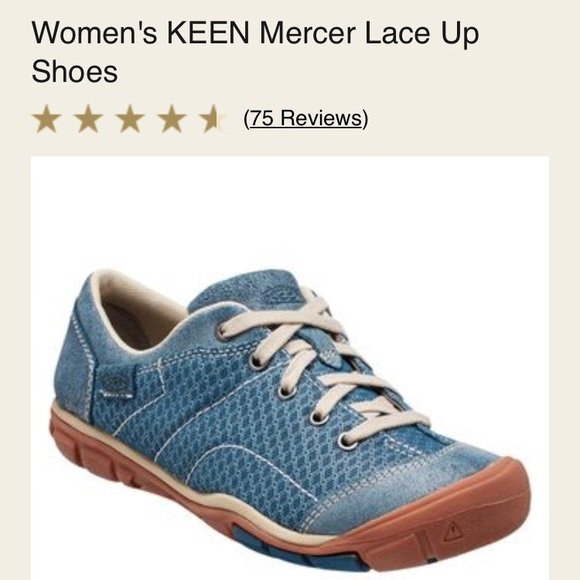 Keen Shoes | Mercer Lace Up | Poshmark